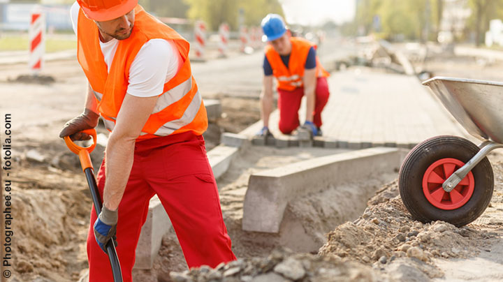 Handwerkerrechnungen absetzen – Auch für den Ausbau der Straße vor dem Haus