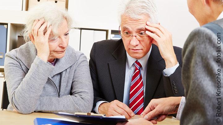 Wann müssen Rentner eine Steuererklärung abgeben