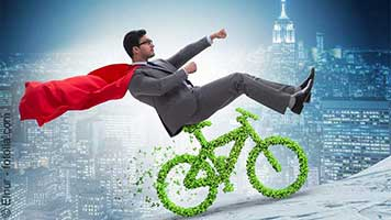 E-Bike vom Arbeitgeber - Ein Prozent Regelung