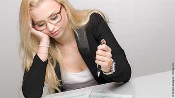 Wer eine Einkommensteuererklärung abgeben muss - Die Pflichtveranlagung