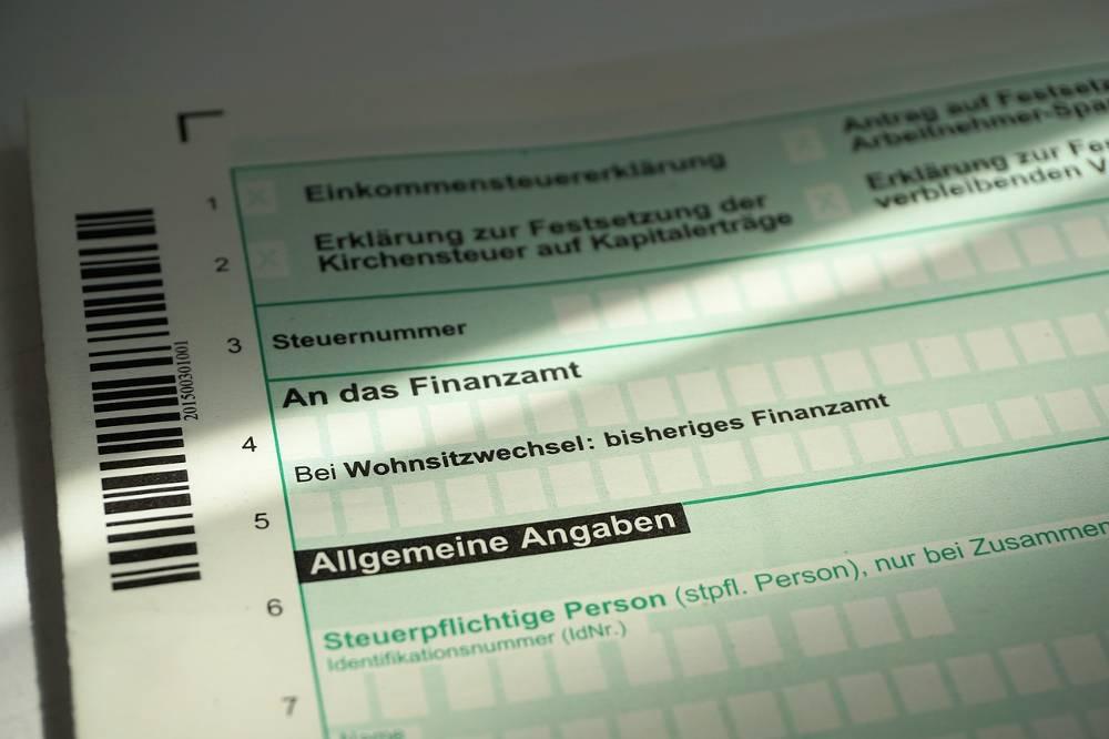 Bild mit Einkommensteuerberatung im Lohnsteuerhilfeverein
