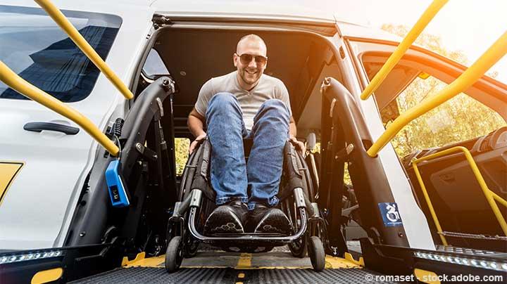 Behinderten-Pauschbetrag verdoppelt – Steuererleichterungen für Menschen mit Behinderung.